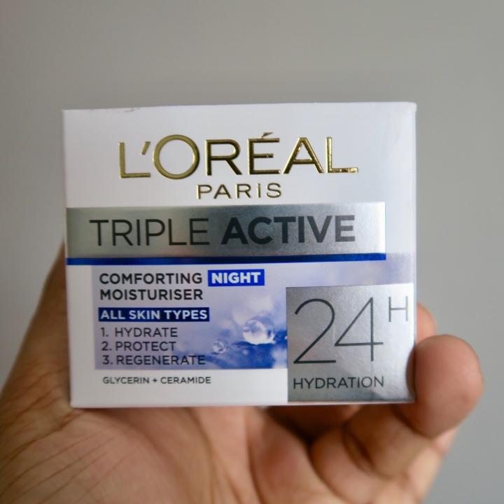 L'Oréal Paris Triple ActiveReview